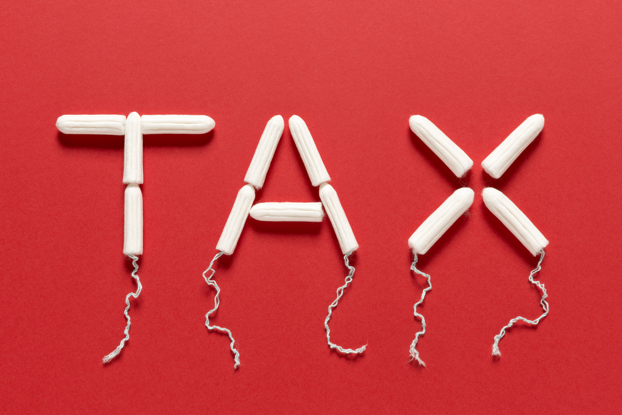 Government Backs Down On Tampon Tax – Discrimination Claims