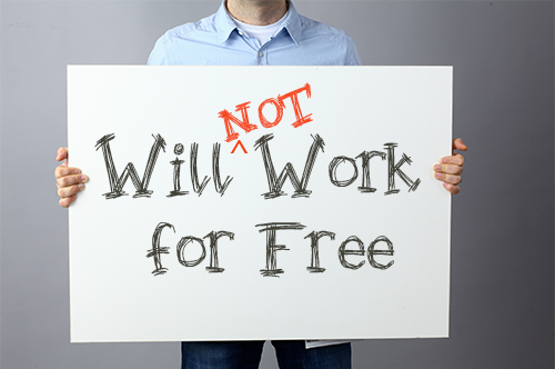 Unpaid Work – Are You Being Taken Advantage Of?