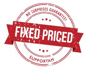 Fixed Price Logo