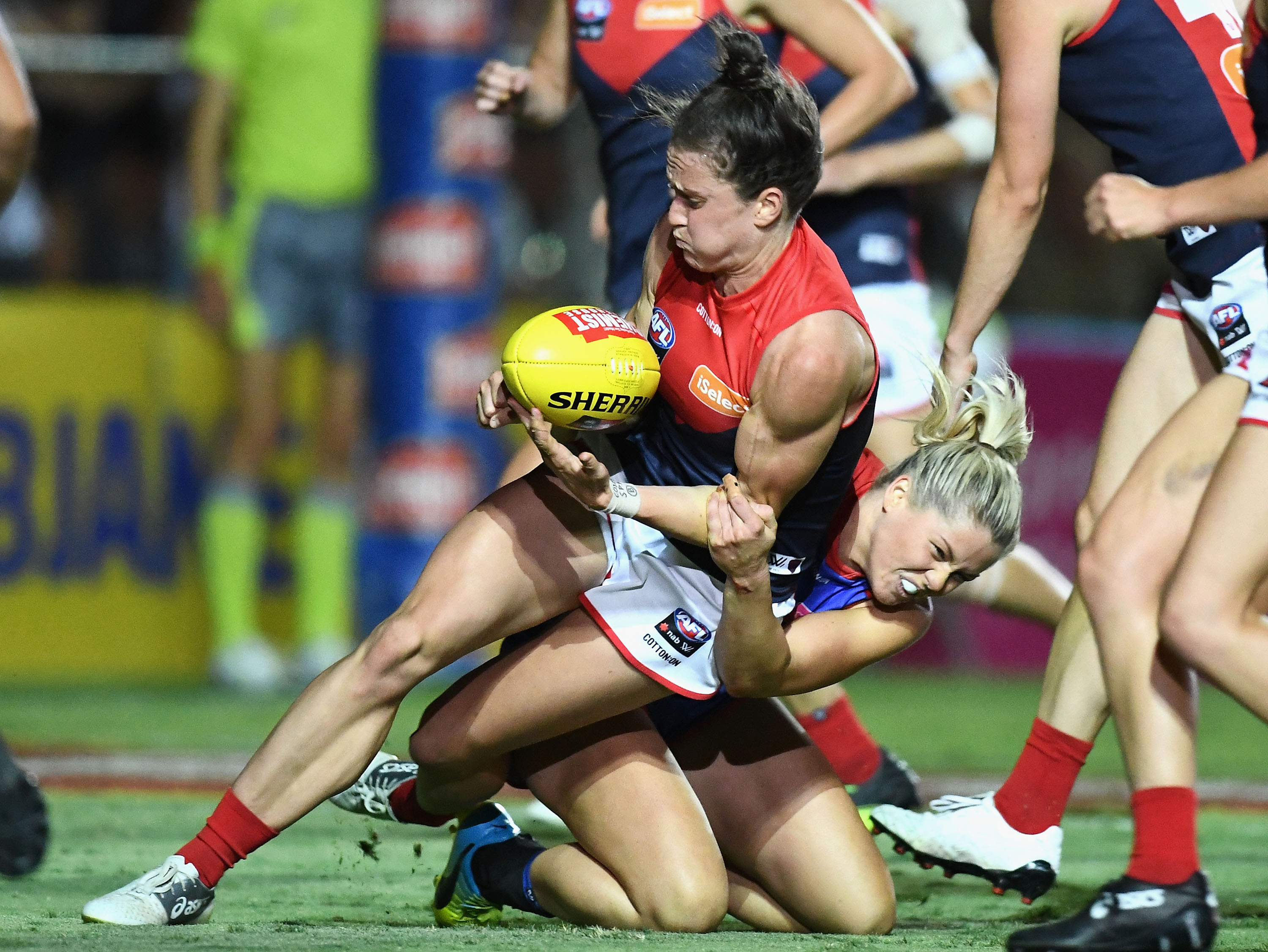 AFLW Player Accuses League Of Sex Discrimination Over Suspension – Discrimination Claims