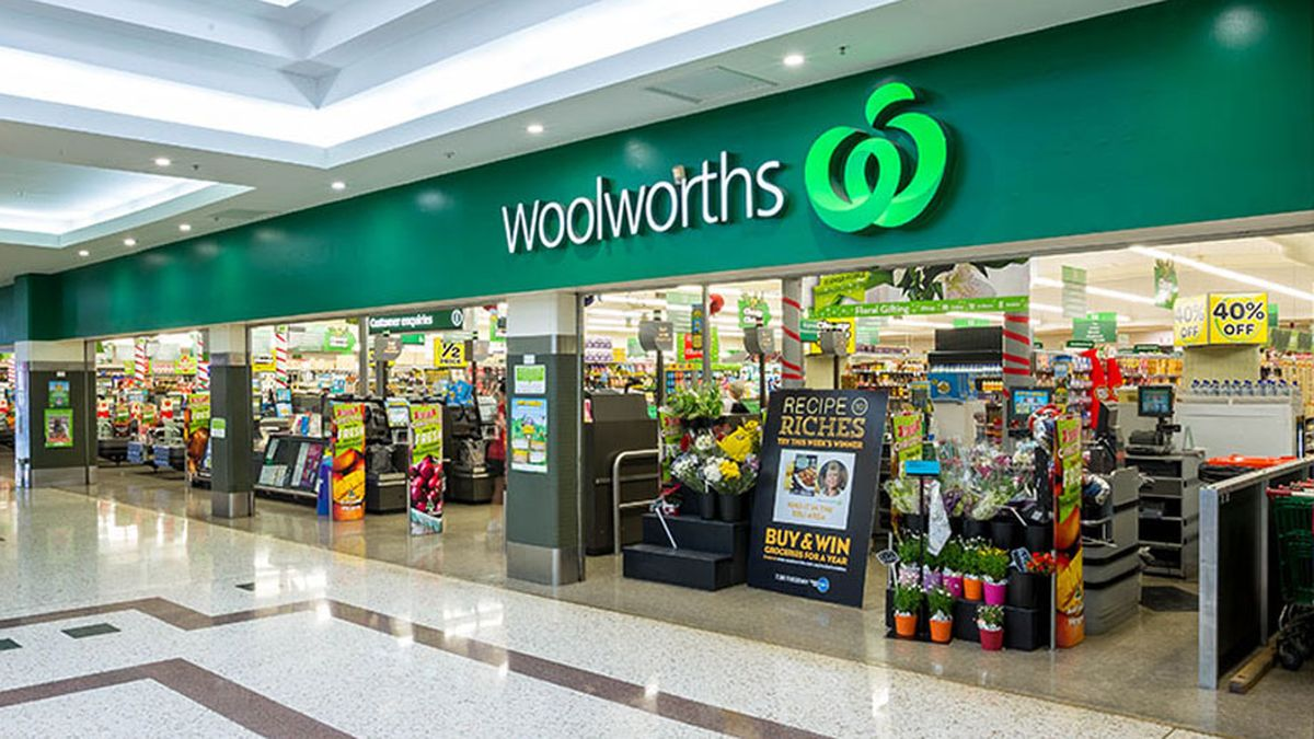 Woolworths Announces Support For Staff Affected By Coronavirus
